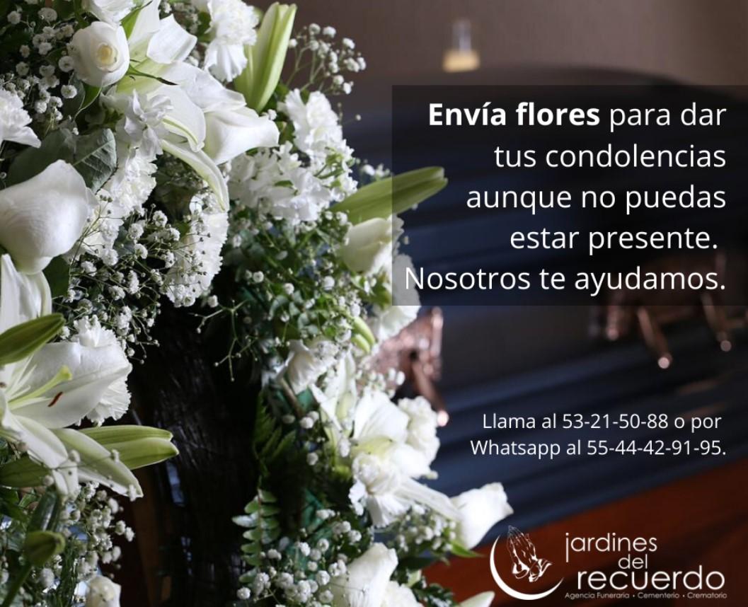 Flores Jardines del Recuedo