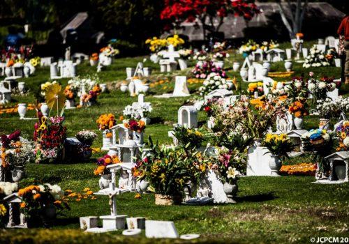 Recomendaciones para visitar un panteón durante la temporada del Día de Muertos