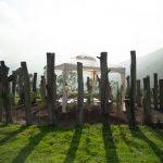 Descanso ecológico en Jardines del Recuerdo